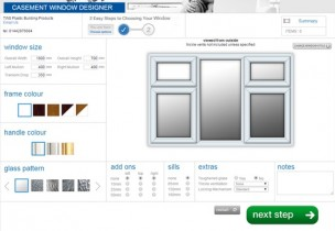 casement window designer