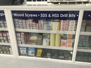 Upvc Trade Counter Wood Screws