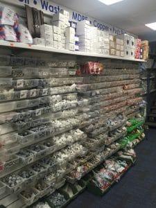 Upvc Trade Counter Push Fit Plumbing Range