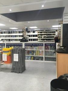 Upvc Trade Counter at Twsplastics