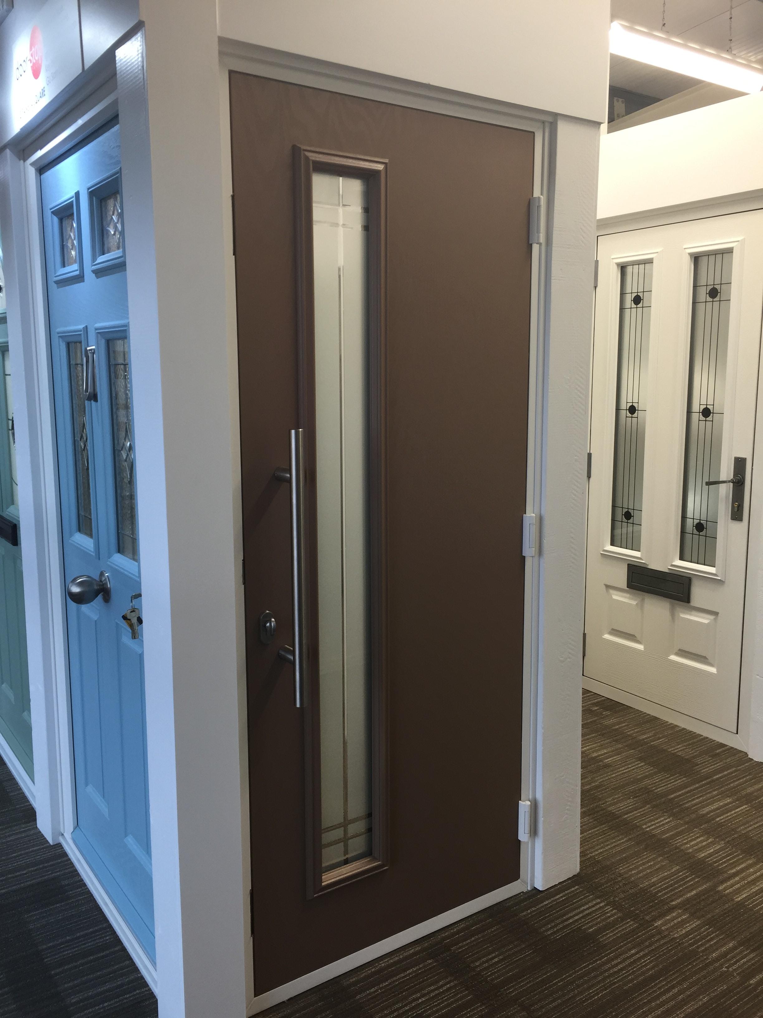 & Trudor Composite Doors | TWS Plastics