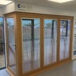 Origin Corner Bifold Door