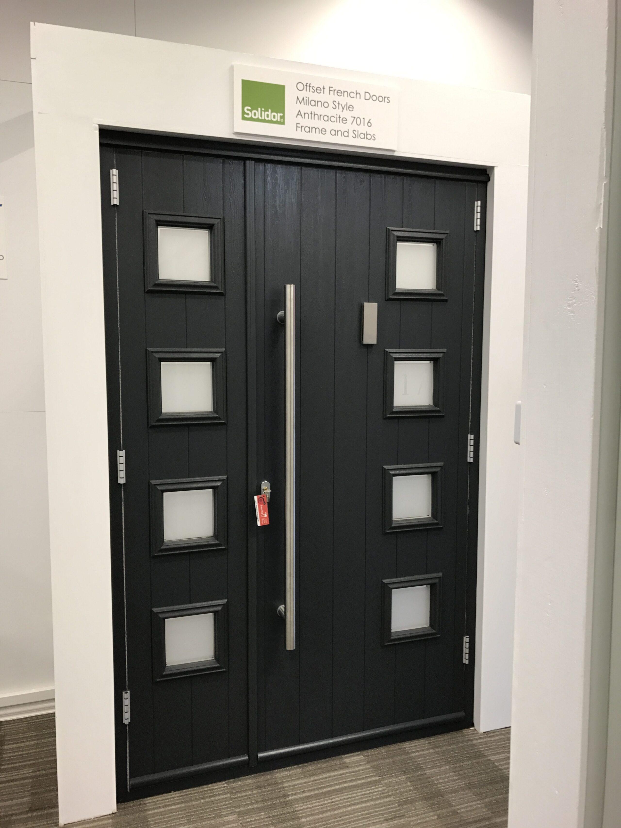 & Solidor French Door Offset | TWS Plastics