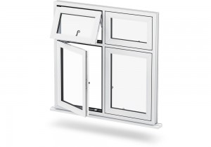 Liniar Flush Sash Windows