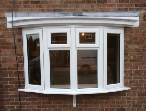 Upvc Bow Bay Fitted In Hemel Hempstead
