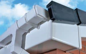 roofline fascias soffitts guttering