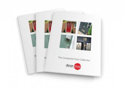 door stop composite doors